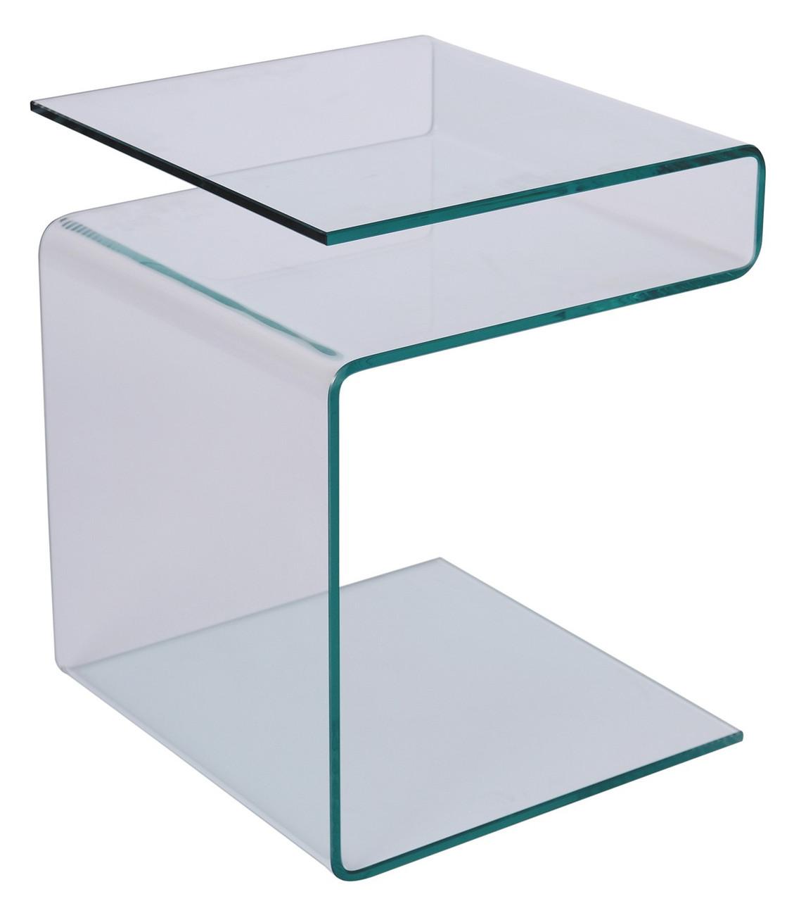 Журнальний стіл Меблі Signal Epi Прозорий (EPI)