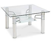 Журнальный стол Signal Мебель Reni D Прозрачный (RENIDT)