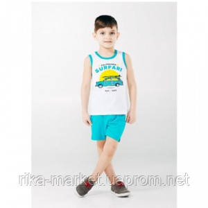 Комплект для мальчика (майка+шорты) 113253