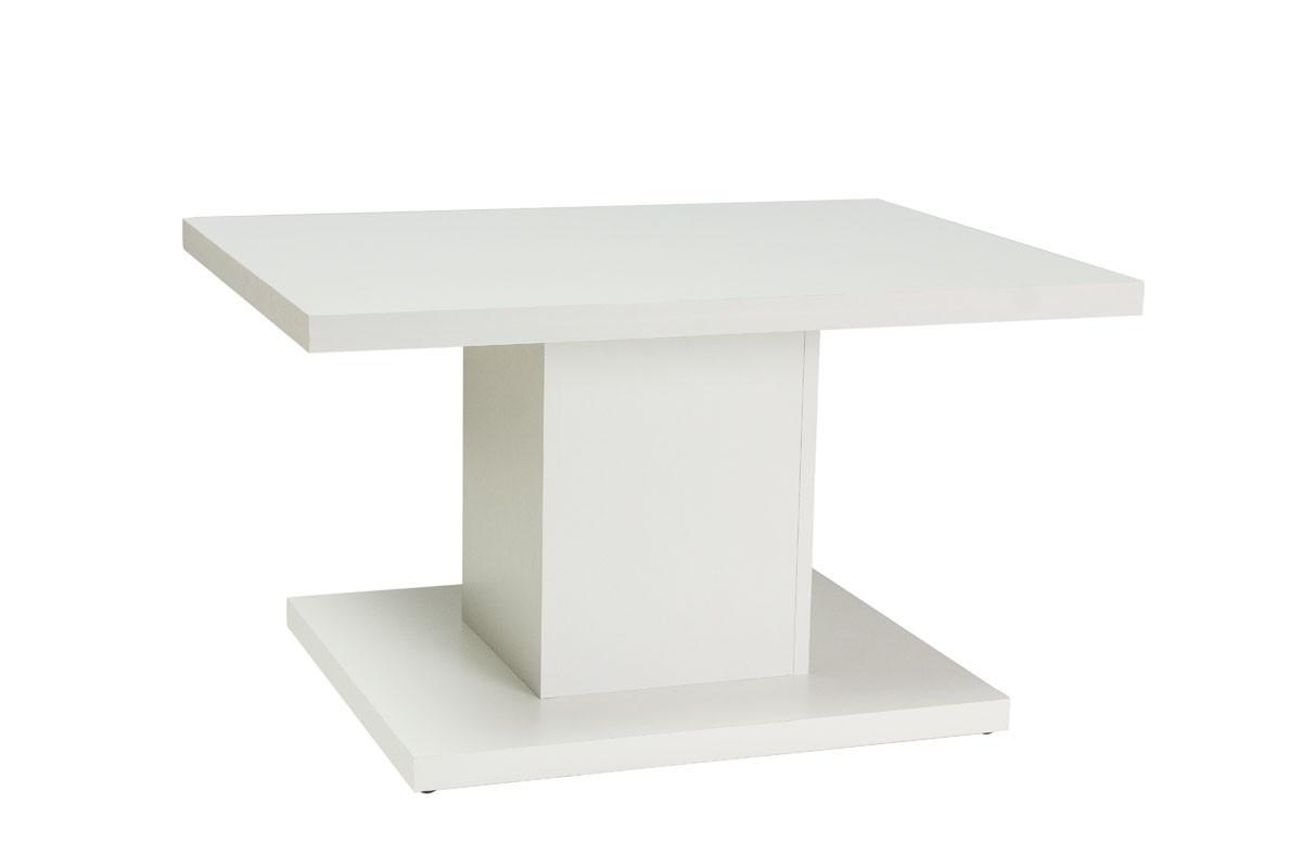 Журнальний стіл Меблі Signal Isla Білий (ISLAB)