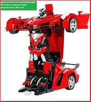 Радиоуправляемая машинка-трансформер Variable Mars детская машинка трансформер на пульту управления красная