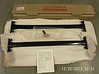 Toyota Highlander 2008-13 рейлинги на крышу новые оригинальные