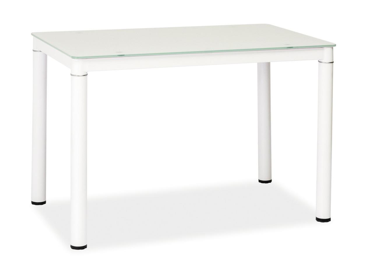 Стол обеденный Signal Мебель Galant 110 x 70 см Белый (GALANTB)