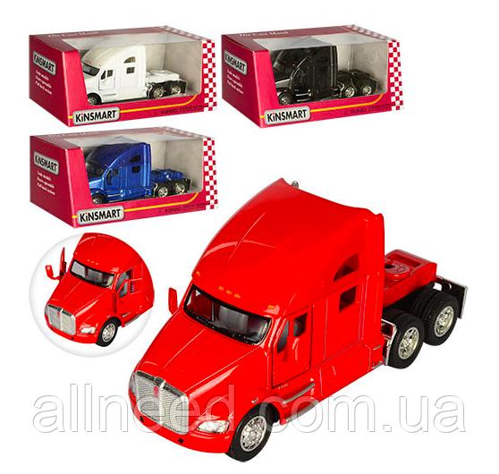 Машинка Kinsmart Kenworth T700 (Красный)