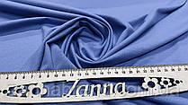 Ткань двунитка голубого цвета (Турция)