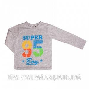 Реглан Super boy мальчик 12165