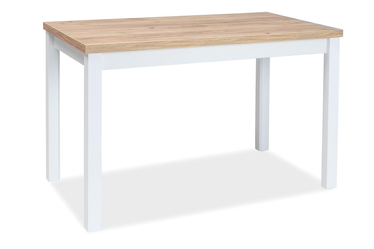 Стол обеденный Signal Adam 60x100 см Белый матовый (ADAMDLB100)