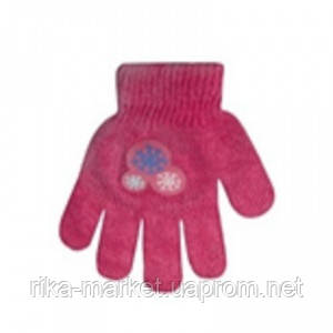 Перчатки девочка R-212A