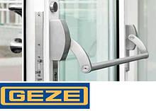 Дверні ручки Антипаніка GEZE (Німеччина)