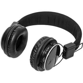 Наушники беспроводные ATLANFA AT-7611 black (Bluetooth/MicroSD)