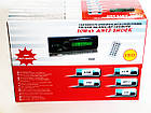 Автомагнитола Pioneer 1085 ISO Съемная панель USB+SD+FM+пульт (4x50W), фото 9