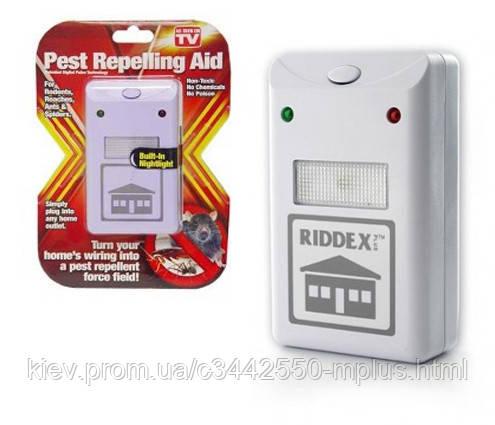Riddex Plus электромагнитный отпугиватель грызунов и насекомых (Pest Repeller)