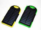 Power Bank 5000mAh Солнечное зарядное устройство, фото 3