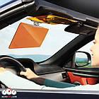 Антибликовый козырек для автомобиля Vision Visor, фото 5