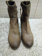 Женские кожаные ботинки 39 рр Minelli