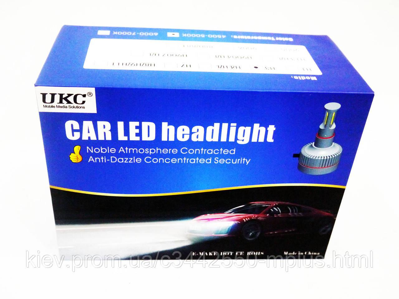 Светодиодные лампочки H3 LED 33W 12V