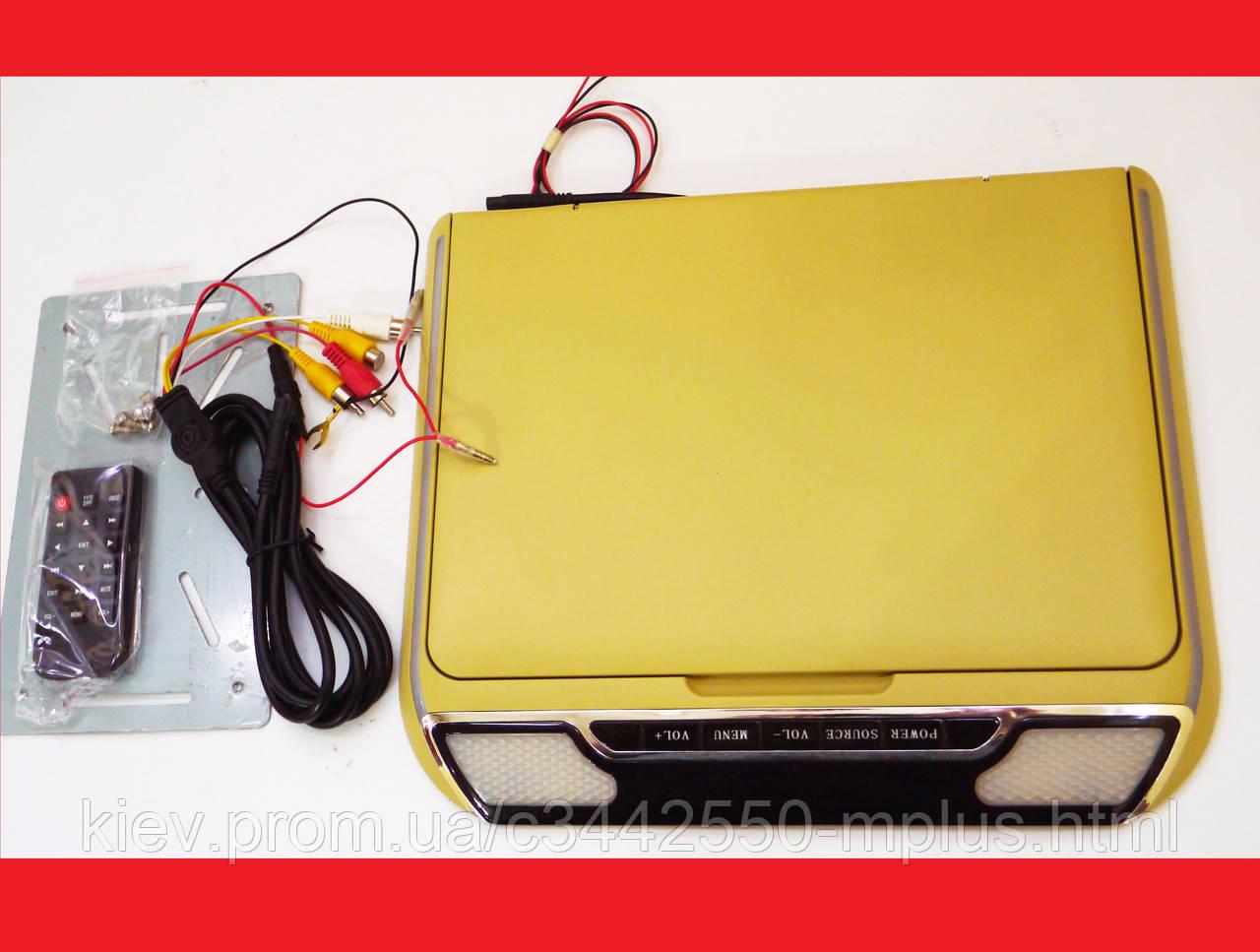 """Монитор потолочный AL-1139HDMI 11""""  USB+SD+HDMI Тонкий корпус 12V"""