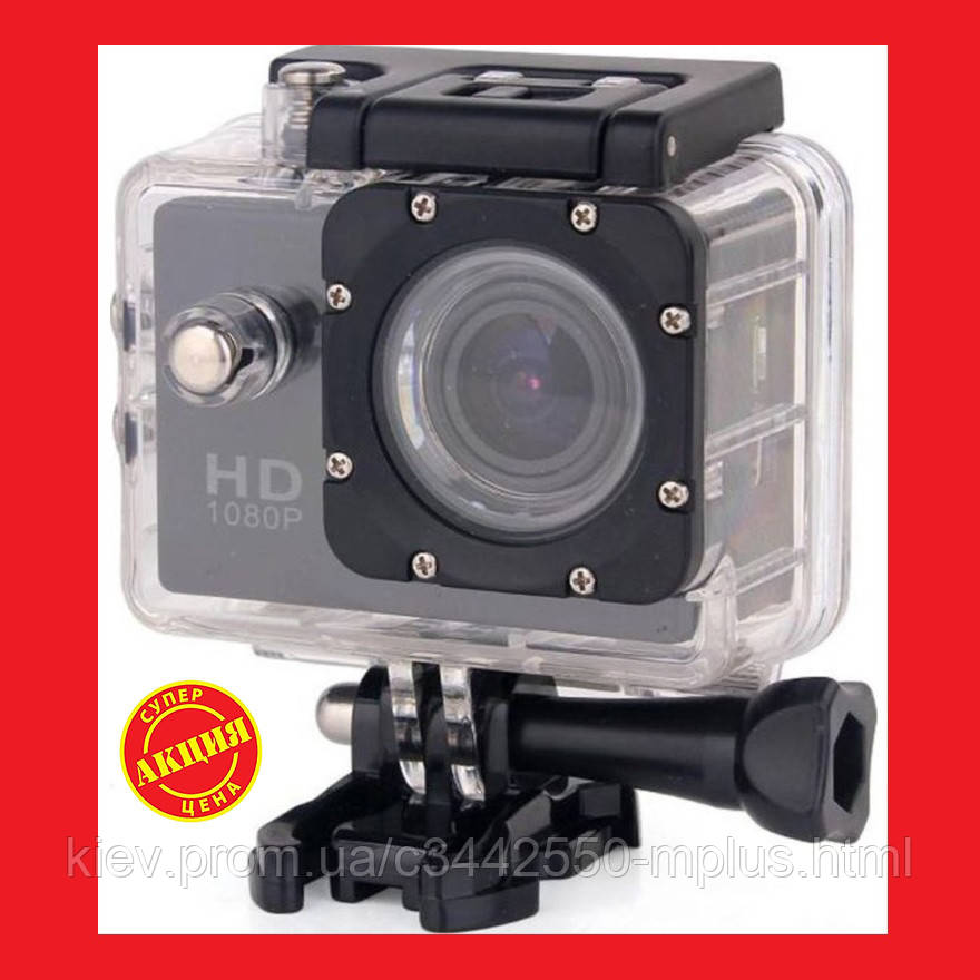 Спортивная Action Camera Full HD A7