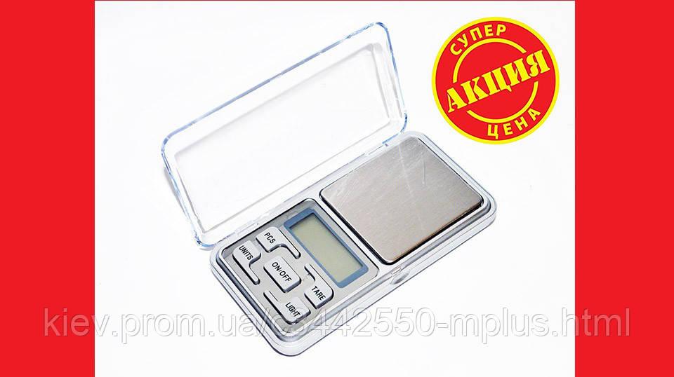 Весы ювелирные карманные ACS 200gr/0.01g