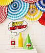 "Табличка для фотосессии ""Happy Birthday"", фото 2"