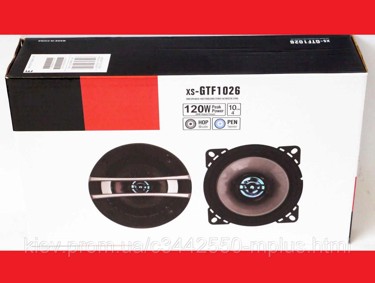 Sony XS-GTF1026B (120Вт)