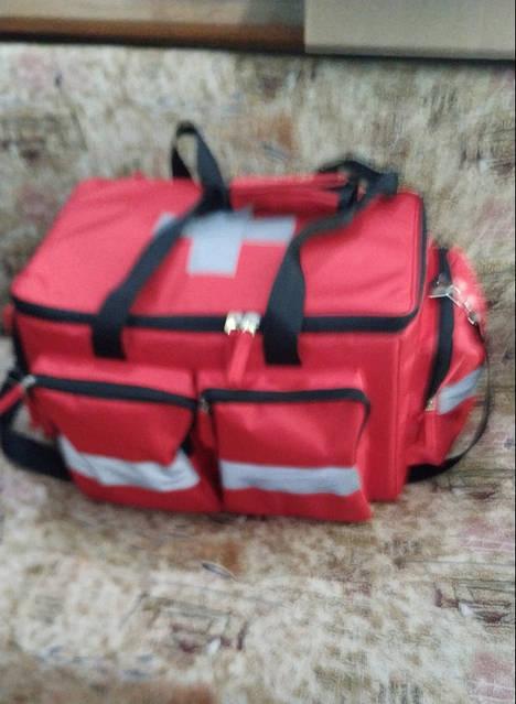 медицинская сумка А011 для Жебко Ольги
