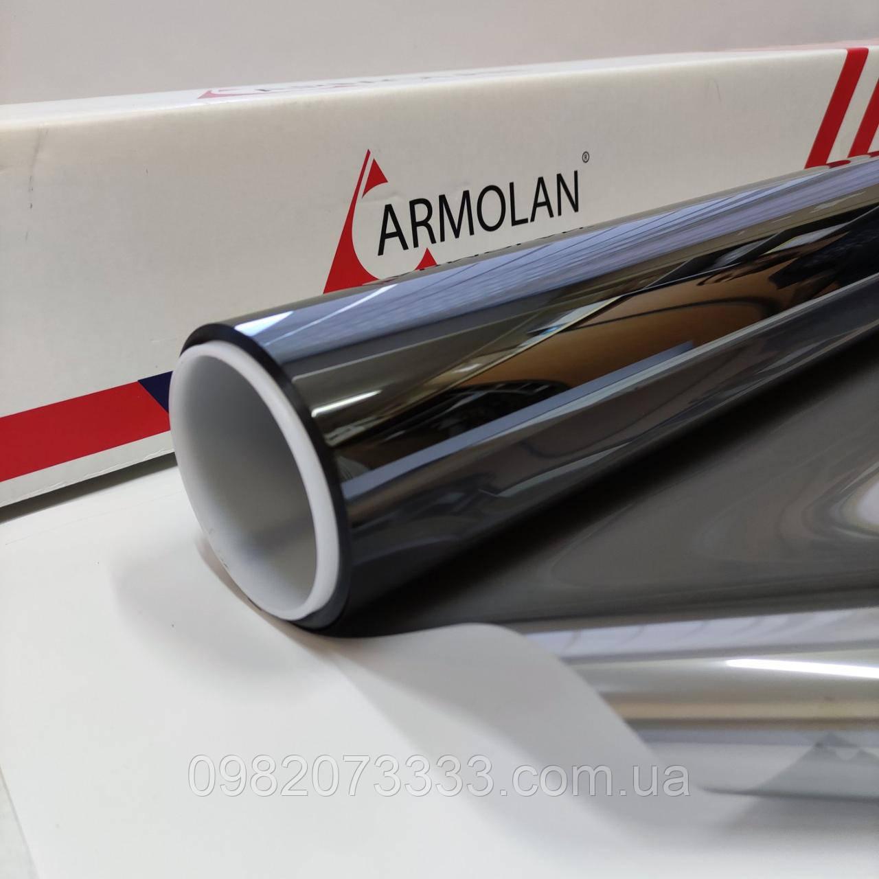 Металізована НР Platinum 35 сонцезахисна спаттерная плівка для тонування стекол (1,524) (пм)