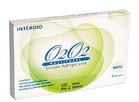 Контактные линзы Interojo O2O2 Multifocal для коррекции пресбиопии