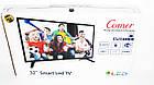 """LCD LED Телевизор Comer 32"""" Smart TV, WiFi, 1Gb Ram, 4Gb Rom, T2, USB/SD, HDMI, VGA, Android 4.4, фото 8"""
