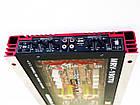 Автомобильный усилитель звука CMaudio MRV-1907U + USB 4000Вт 4х канальный Прозрачный корпус, фото 2