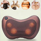 Massage pillow for home and car Массажная подушка для дома и машины, фото 3