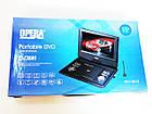 """11"""" DVD Opera NS-1180 Портативный DVD-проигрыватель с Т2 TV USB SD, фото 10"""