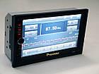 2din Магнитола Pioneer 7018 USB+SD+Bluetooth+ПУЛЬТ НА РУЛЬ (короткая база), фото 6