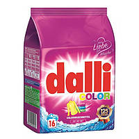 Бесфосфатный стиральный порошок Dalli Color для цветного белья, 1.04 кг (16 стирок)