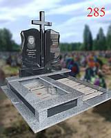 Двойной памятник под будущее захоронение, фото 1