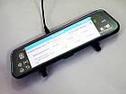 "DVR MR-810 Зеркало с видеорегистратором ANDROID Экран 10"" 4G WiFi GPS две камеры, фото 8"