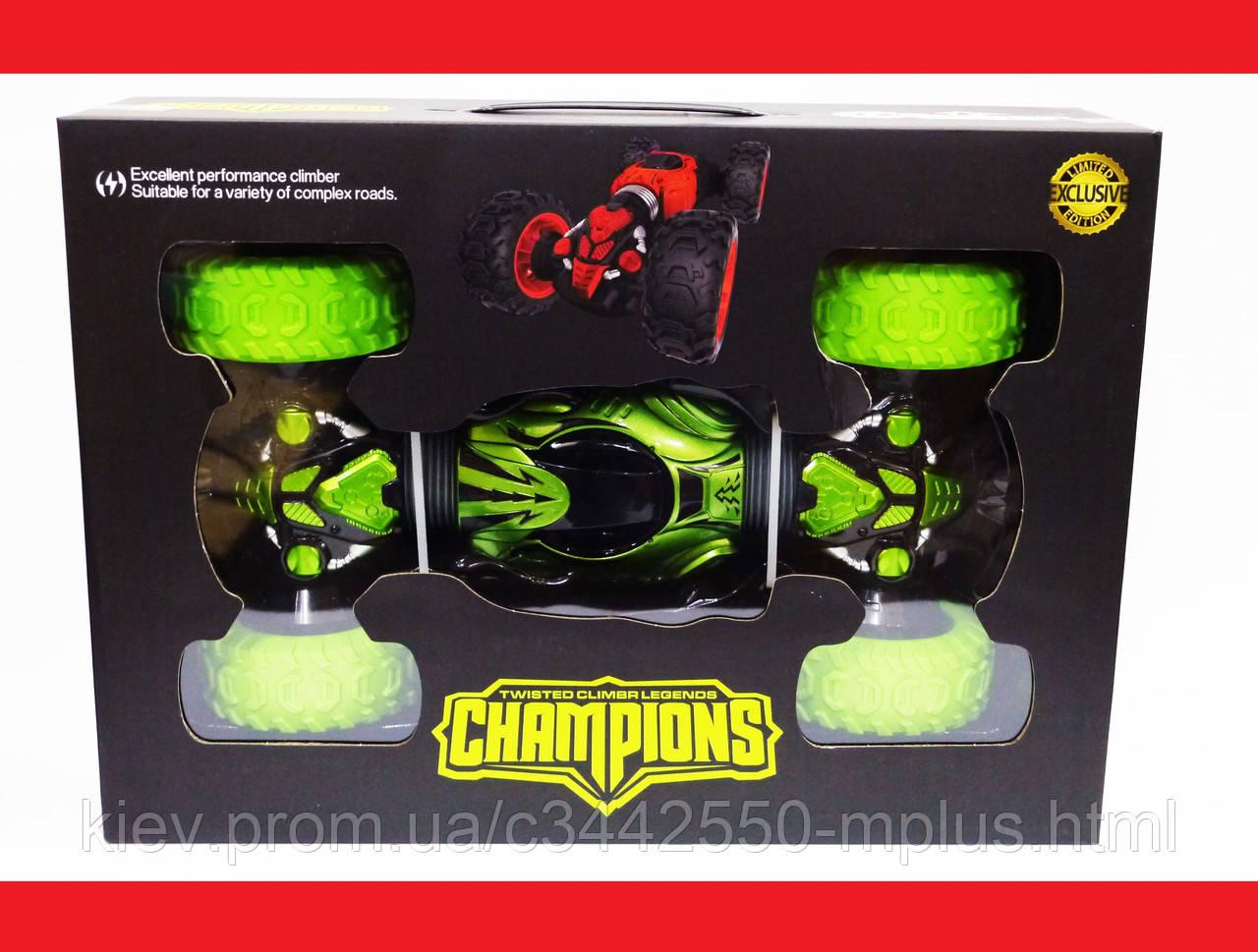 Машинка перевёртыш Hyper Champions Climber 2588