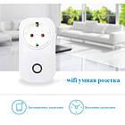 Wi-Fi socket - Вай-Фай розетка 10A, фото 2