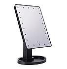Косметическое зеркало с подсветкой 22 LED MIRROR, фото 3