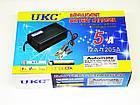 Зарядное устройство для автомобиля 12 вольт 5 ампер, UKC Battery Charger 5A, фото 4