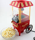 Popcorn machine Аппарат для приготовления попкорна, фото 8