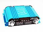 Усилитель ST-997 - USB, SD-карта, MP3 4х канальный, фото 2