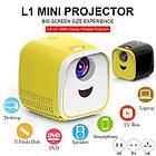 Мини проектор Kids Toy Projector L1, фото 2