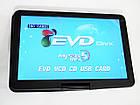 """DVD Opera 1630 15,6"""" Портативный DVD-проигрыватель с Т2 TV USB SD, фото 8"""