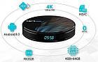 TV Box HK1 Max 4Gb/64GB Android 9.0 Смарт приставка, фото 3
