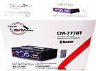 CMaudio CM-777BT Bluetooth Стерео Усилитель звука, фото 6