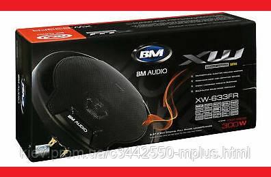 10см BOSCHMANN BM AUDIO XW-432FR 230W 2х полосная
