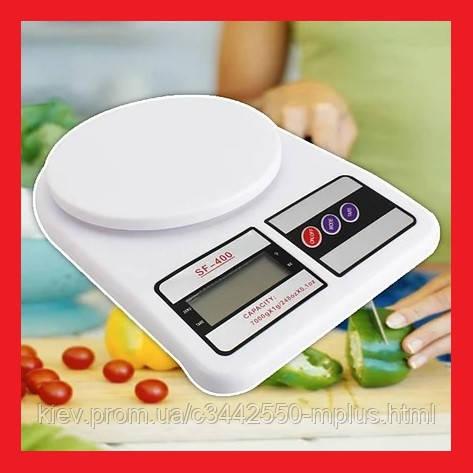 DOMOTEC MS-400 Весы кухонные 10кг