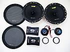 16см BM Audio F-628-X6 250W 2х полосные компонентные, фото 4