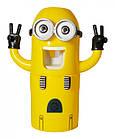 Дозатор для зубной пасты Миньон, фото 3